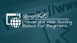 Domain and Web Hosting Basics for Beginners
