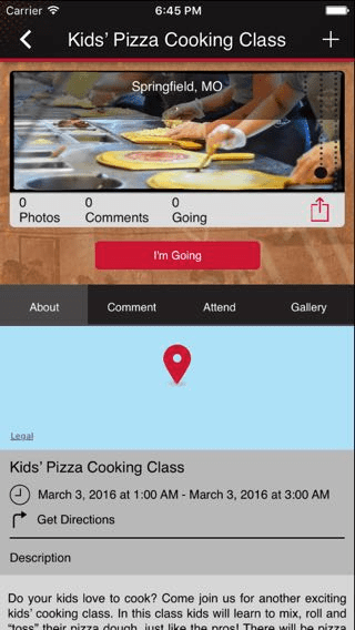12 Mobile App Features You Can Use to Market Your Restaurant - Events