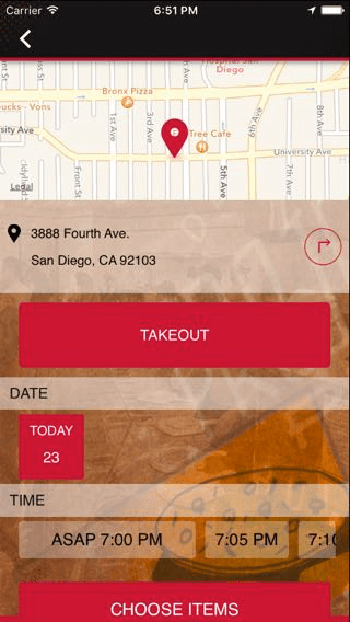 12 Mobile App Features You Can Use to Market Your Restaurant - Food Ordering