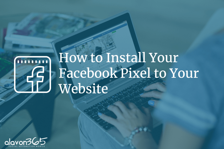 How to install your Facebook pixel to your website